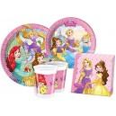 Ciao Y2515 Disney Princess Party Tableware for 24 People (112 Pieces