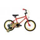 Sonic Boys', Tyke Bike, Red