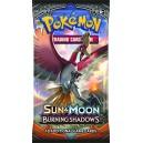 Pokemon POK81230 Tcg Sun and Moon Burning Shadows Booster Display Game