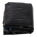 Upper Bounce 10 ft Trampoline Protection Cover (Black)