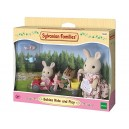 Sylvanian 5040 Families Babies Ride and Play
