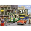Gibsons Citiies of the World Jigsaw Puzzle, 4x500 piece