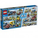 Lego 60132  Service Station  Construction Set