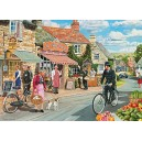 Gibsons Bobby's Beat Jigsaw Puzzles (4 x 500 Pieces)