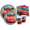 Ciao Y2497 Cars Party Table Kit for 24 People (112 Items