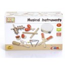 Tidlo Musical Instrument Set (14 Pieces)