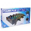 Power Play TY5896DB Table Top Football Foosball Game, 27