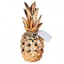 Talking Tables Modern Metallic Pineapple Decorative ornament for Weddings, Party and Celebrations, Copper