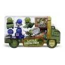 Awesome Little Green Men 547464E4C Assorted Deluxe Battle Pack (8