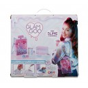 Glam Goo Slime and Accessory Deluxe Pack