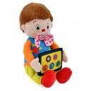 Mr Tumble Soft Toy with Fun Tumble Tapp