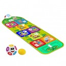 Chicco 9150000000 Jump and Fit Hopscotch Play Mat Interactive Musical Game