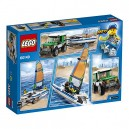 LEGO 60149 City Building Set 4x4 with Catamaran