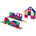 Playmags 20 Piece Train Set