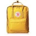 Fjällräven Waterproof Kanken Unisex Outdoor Hiking Backpack available in Yellow