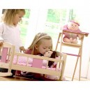 Pintoy Doll's Rocking Cradle