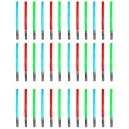 36X Inflatable Lightsaber Light Saber Toy Colour May Vary