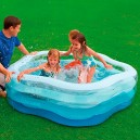 Intex Wetset Summer Colours Swim Centre 73 x 71 Inch Pool