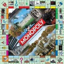 Swindon Monopoly  Board Game