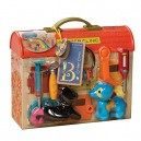 B Critter Clinic Toy Vet Play Set