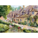 Gibsons Cotswold Villages Jigsaw Puzzle (2 x 1000 pieces)