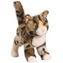 Cuddle Toys 1862 30 cm Long Tashette Bengal Cat Plush Toy