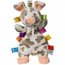 Mary Meyer 40037 Taggies Patches Pig Lovey