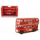Coca Cola 464001 Double Decker Bus