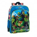 Ninja Turtles School Backpack, 40 cm, Blue 2562351