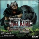 Wizkids Mage Knight Expansion Shades of Tezla Game