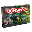 Monopoly 239586 Rick and Morty Game