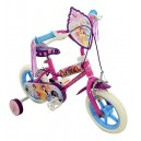 Disney Princess Girl Bike, Purple, 12
