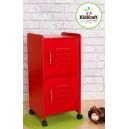 KidKraft Locker (Medium, Red)