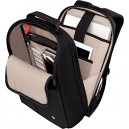 Wenger 601068 RELOAD 14  Laptop Backpack , Padded laptop compartment with iPad/Tablet / eReader Pocket in Black {11 Litres}