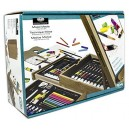 Royal & Langnickel All Media Easel Artist Set (104 Piece)
