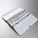 Winsor & Newton 5 ml Professional Water Colour Lightweight Metal Box Set (Pack of 12)