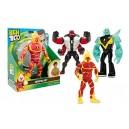 Ben 10 Super Deluxe Figures Asst