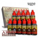 Army Painter ARM08023  Quikshade Washes Set  Tabletop And Miniature Game
