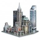 Wrebbit 3D Puzzle New York Collection Midtown East