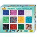 Hama Beads 9,600 Beads and storage Tray