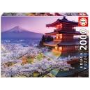 Educa  Mount Fuji Japan  Puzzle (2000