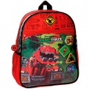 Dinotrux Dinotrux Children's Backpack, 33 cm, 9.8 liters, Red (Rojo)