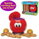 The Learning Journey 524800 Learn with Me Count and Cookie Jar Toy