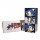 Sonic the Hedgehog SNSK001 Men's Socks in Gift Tin Set (Size 7