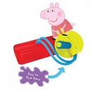 Bladez Toyz BTPP003 Peppa Pig Jump and Squeak Pogo Stick