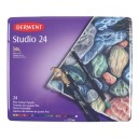 Derwent Studio Colouring Pencils Tin