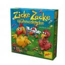 Zoch 601121800  Zicke Zacke Huhnerkacke  Board Game