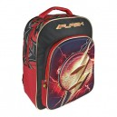 DC 2100002082 The Flash Logo 3D Effect Backpack, Large, 41 cm