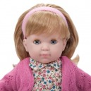 JC Toys Blonde Toddler Doll, 14