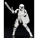 Star Wars SW124 First Order Stormtrooper Finn Artfx Plus Statue